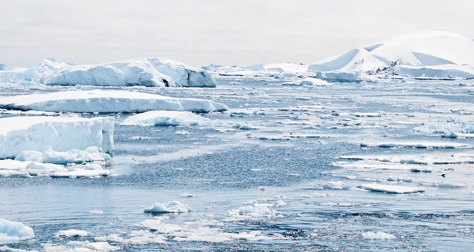 Image: Ice sheets have always melted quickly when the climate warms, according to research