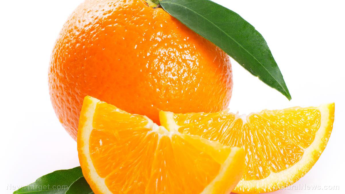 Image: Eating oranges can prevent you from going blind
