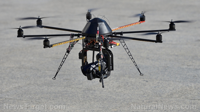Minority Report: NYPD unveils plan to deploy drone fleet that will soon use facial recognition to scan citizens on the streets