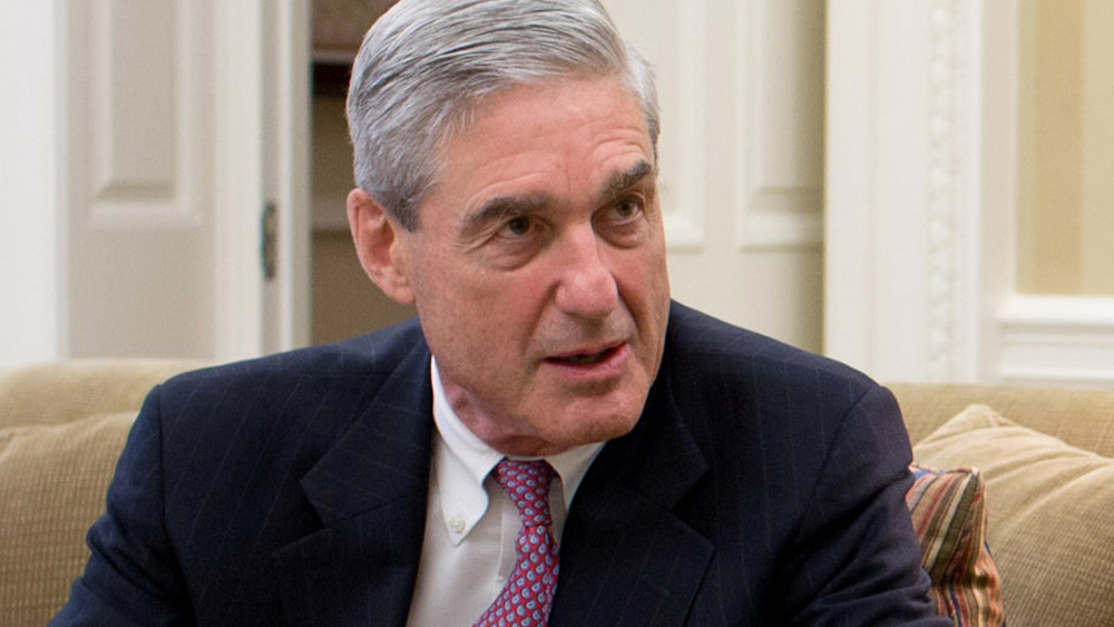 Image: Robert Mueller is a rogue, lawless CRIMINAL who must be stopped, or the rule of law collapses for all Americans