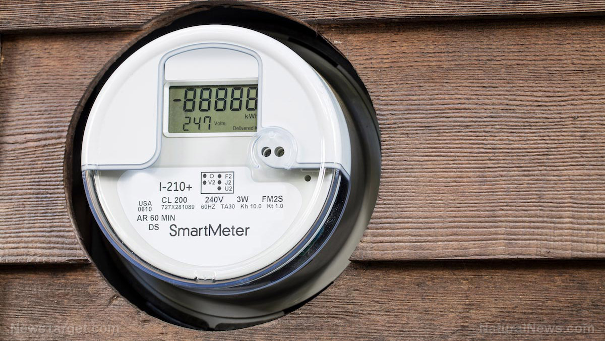 "Image: ""Smart"" meters are wildly inaccurate: Study finds that readings can be 581% higher than actual use"