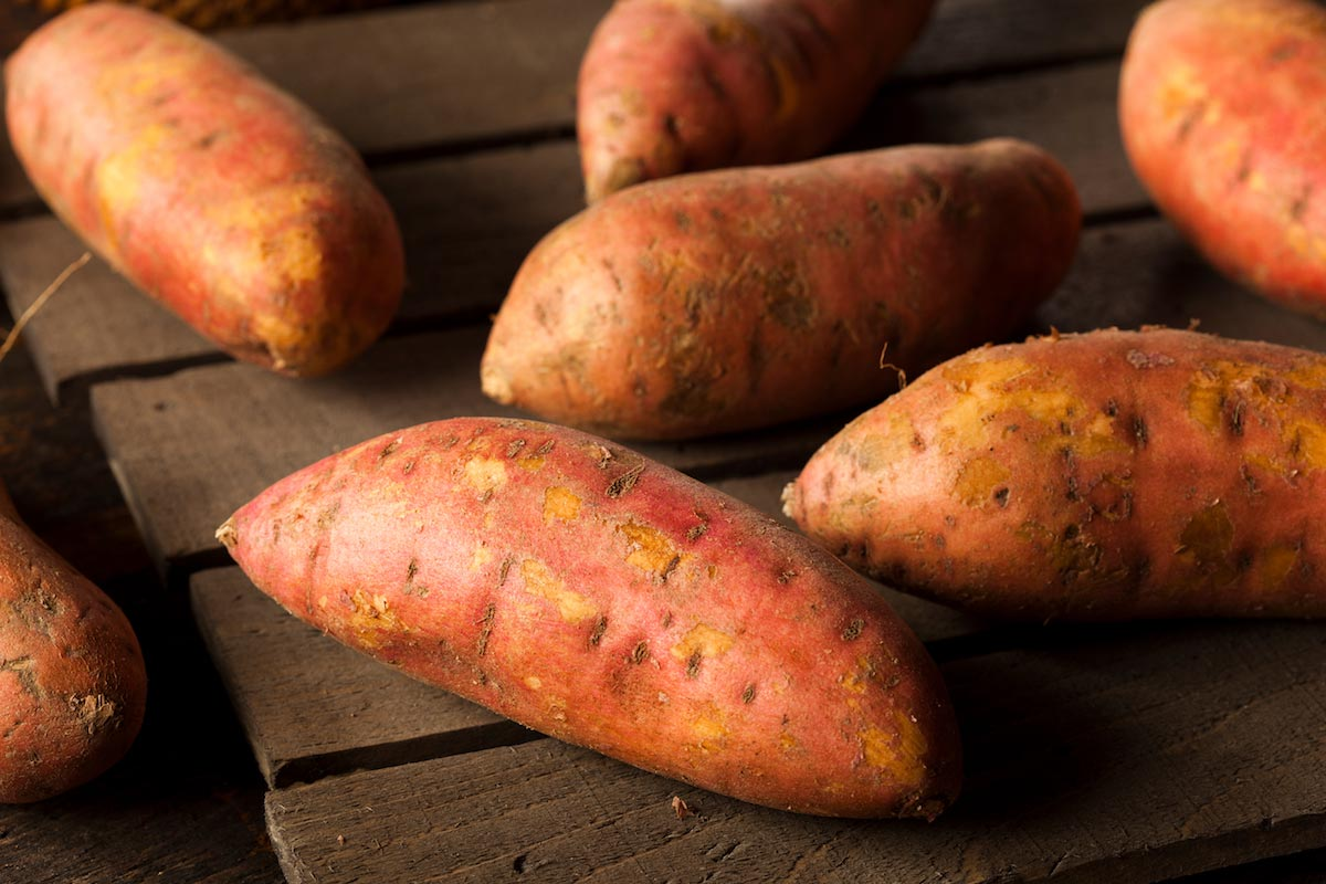 Image: Sweet potatoes shown to prevent cancer
