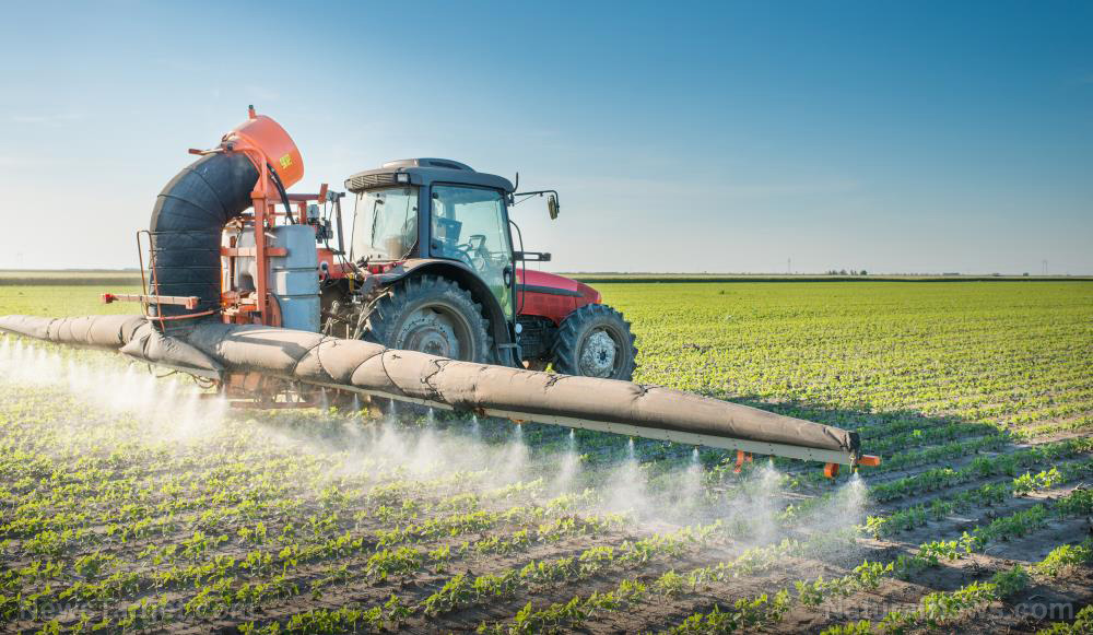 Image: Scientists: Long history of fertilizer use on land is threatening our water quality today