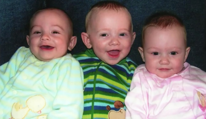 Image: TRIPLETS all become autistic within hours of vaccination… see shocking video that has the vaccine industry doubling down on lies and disinfo