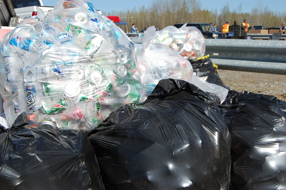 Image: California levels criminal fraud charges against men who were recycling