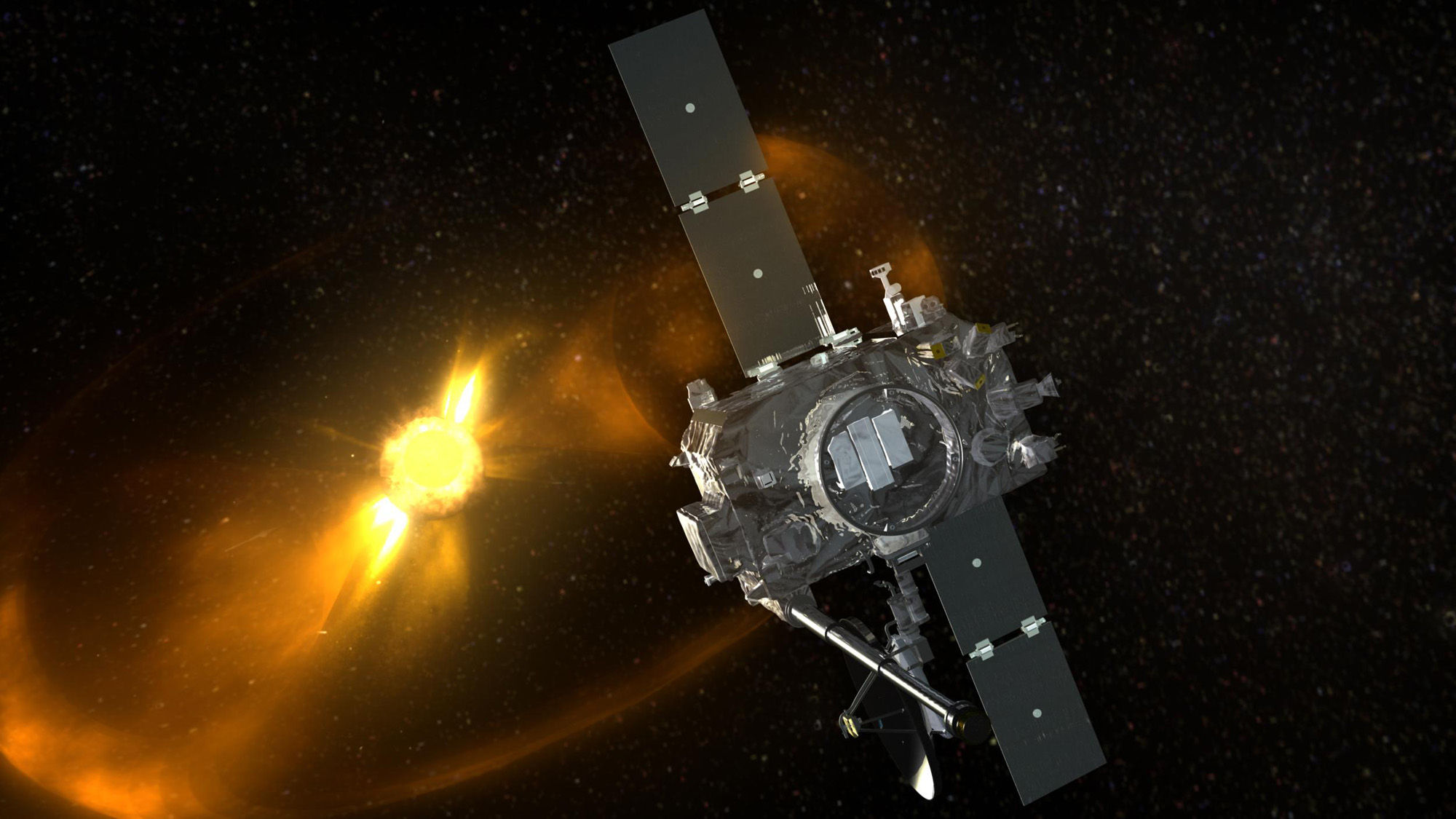 Image: NASA now allowing scientists to use nuclear power sources for future space missions