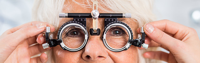 Image: Simple eye exam can verify whether a diabetic has nerve damage, according to new study