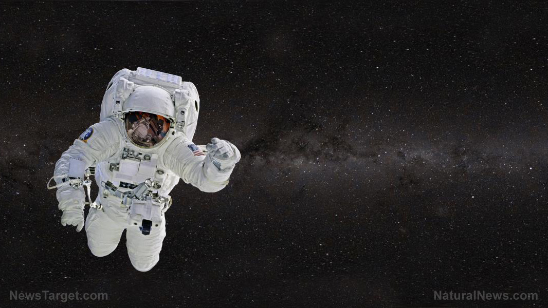 Image: Deep space travel can significantly damage GI function in astronauts, study finds