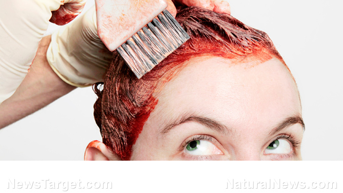 Image: New, safer hair dyes to be made from graphene