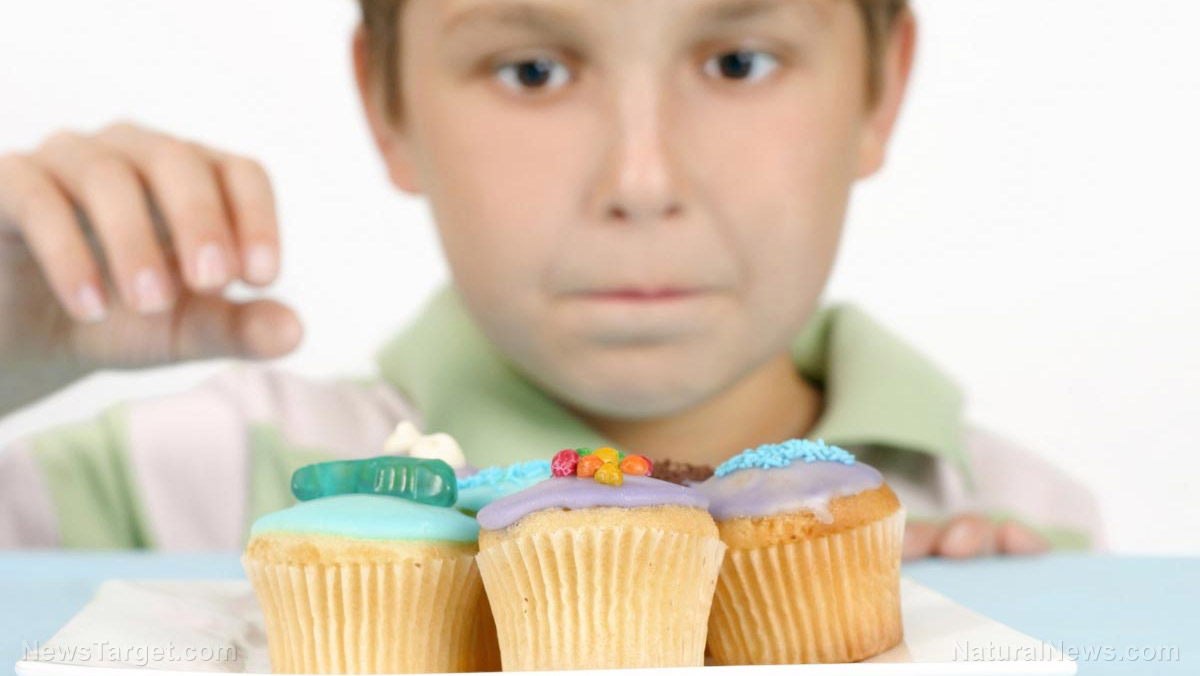 Image: Sugar is dumbing down young children, new study warns; pregnant women told to watch their diet