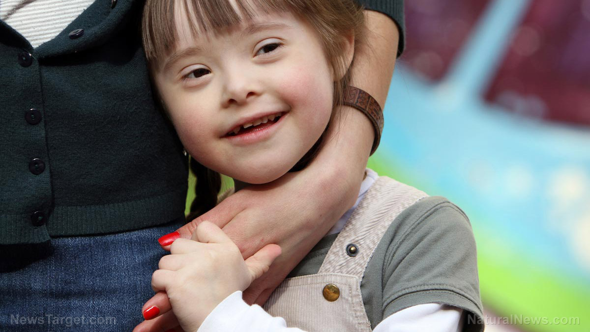 Image: First it was kids with autism, now it's Down syndrome: Trans cult targeting society's most vulnerable with LGBT indoctrination