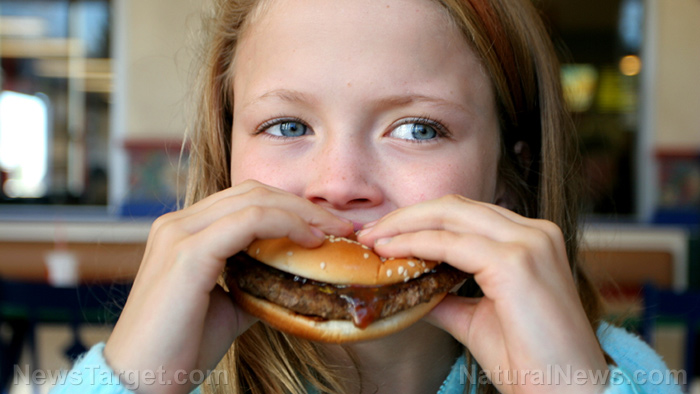 Image: Shocking international study reveals that adolescents who eat fast food are 40% more likely to have severe asthma