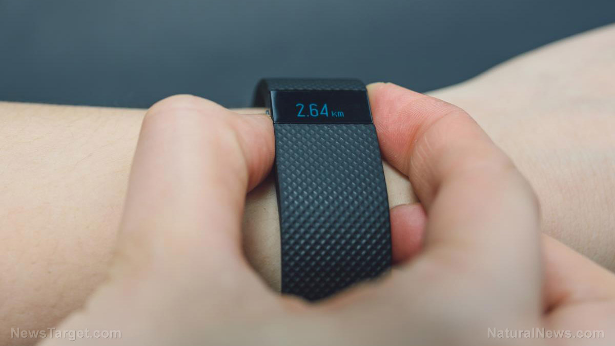 Image: Is your fitness tracker making you SICK?