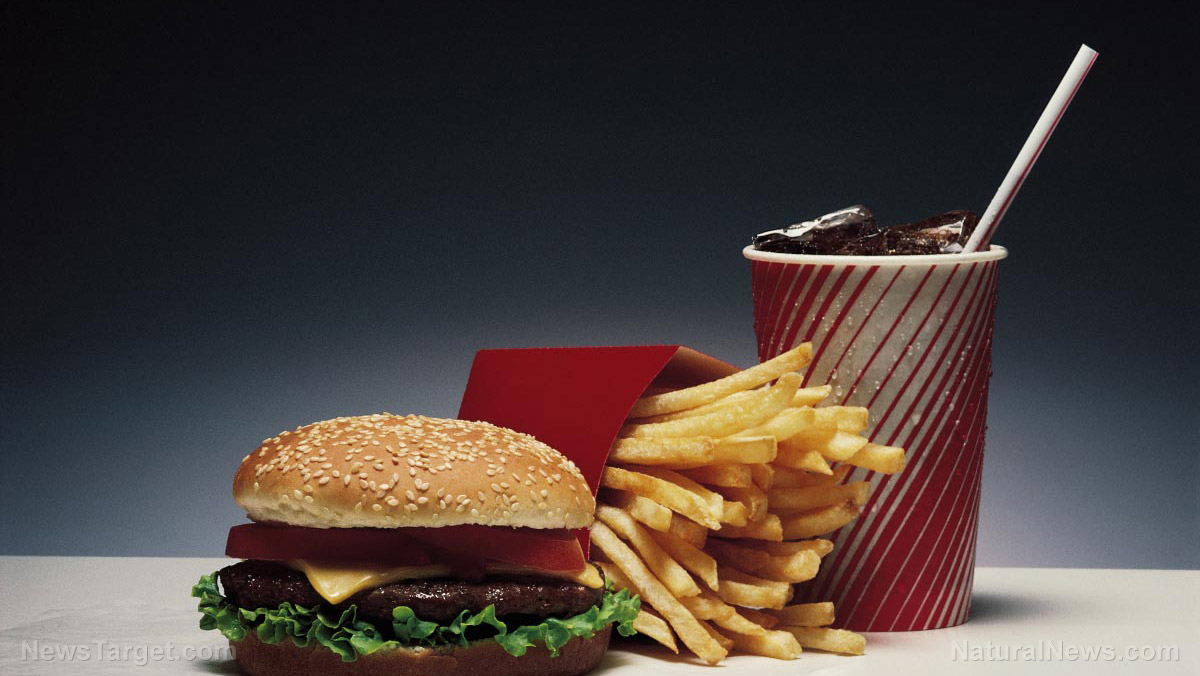 Image: Fast food prior to pregnancy found to increase risk of gestational diabetes