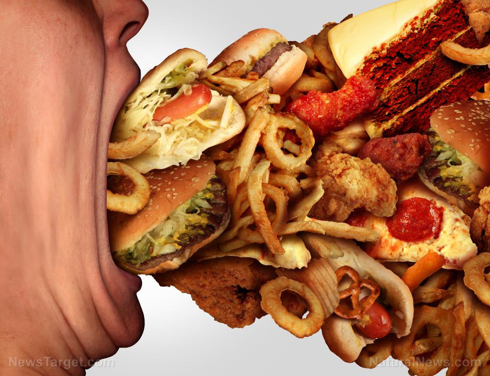 Image: Consuming highly processed foods linked to a higher likelihood of cancer