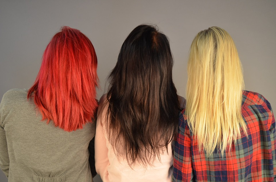 Image: Research confirms a link between chemical hair colors and cancer