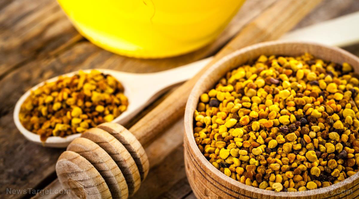 Image: Bee pollen is one of nature's most complete superfoods – here's why