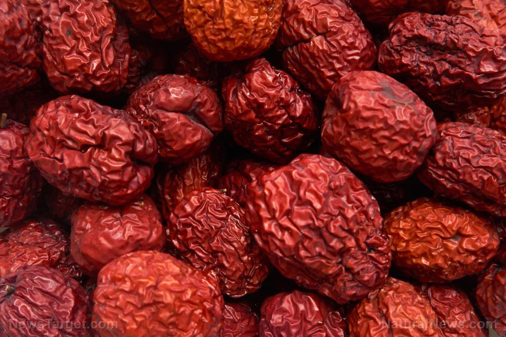 "Image: Having difficulty getting some shut-eye? This lesser-known superfood ""jujube"" might help"