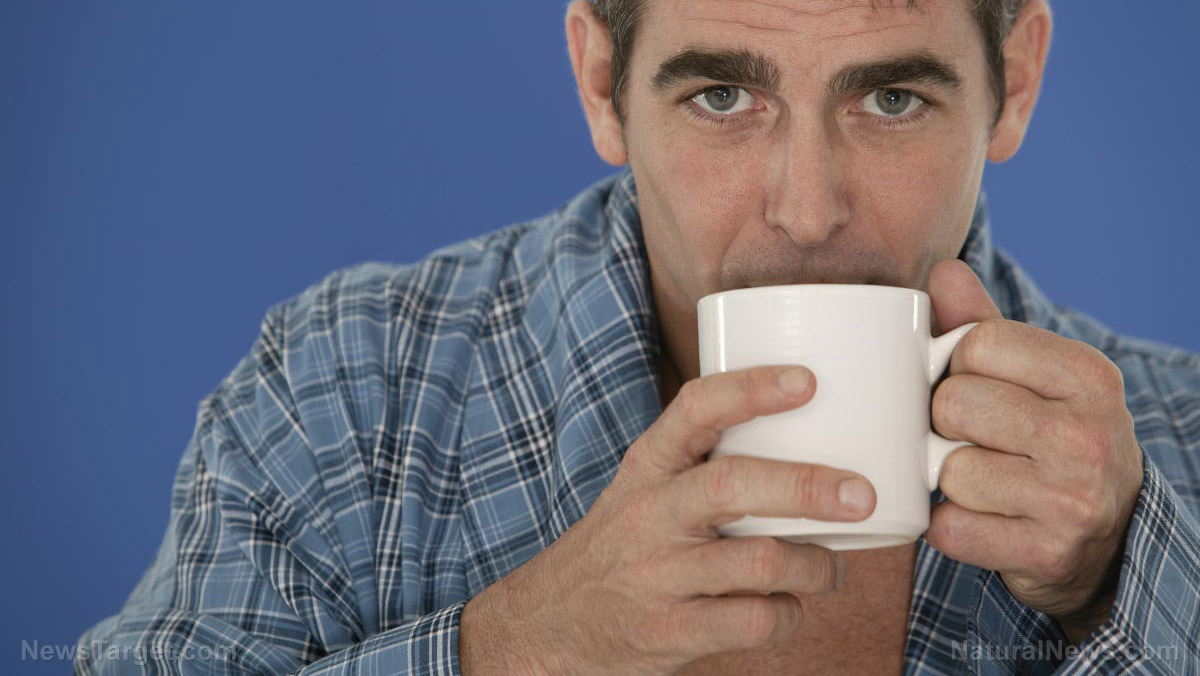 Image: Drinking coffee may decrease the risk of colon cancer