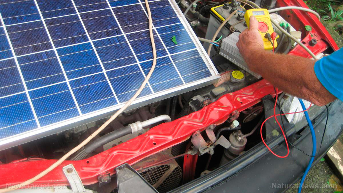 Image: What you need to know about using batteries with solar panels