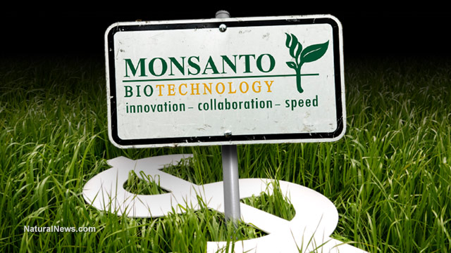 Image: Monsanto's secret: Claims about glyphosate safety were junk science myths promoted for financial gain