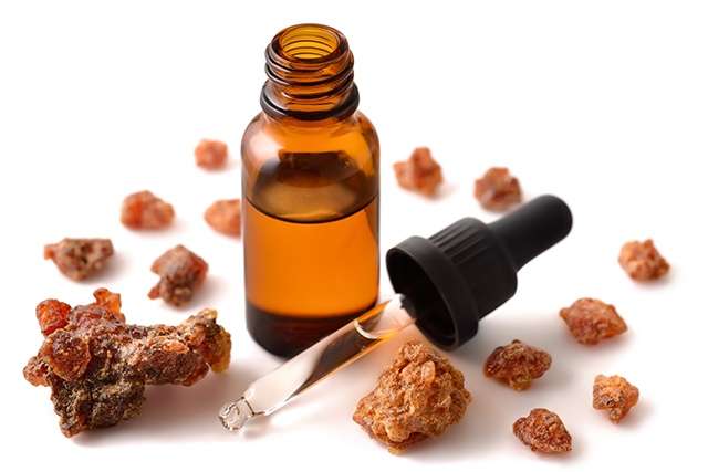Image: Myrrh essential oil is a natural remedy for skin fungal infections
