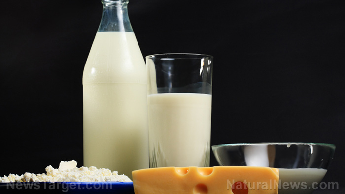 "Image: Products made from whole milk, not 2% ""processed"" milk, reduce risk of blood clots in the brain"