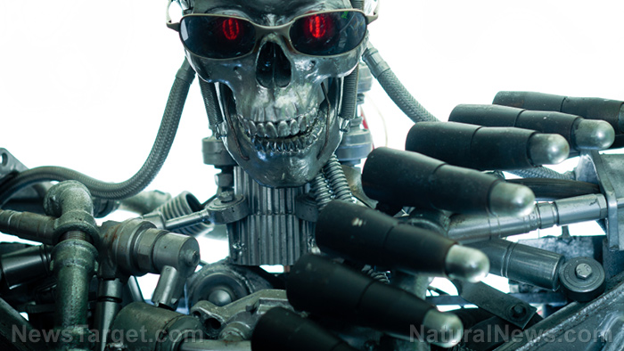 Image: Coming soon: An army of hunter-killer robots that will murder humanity
