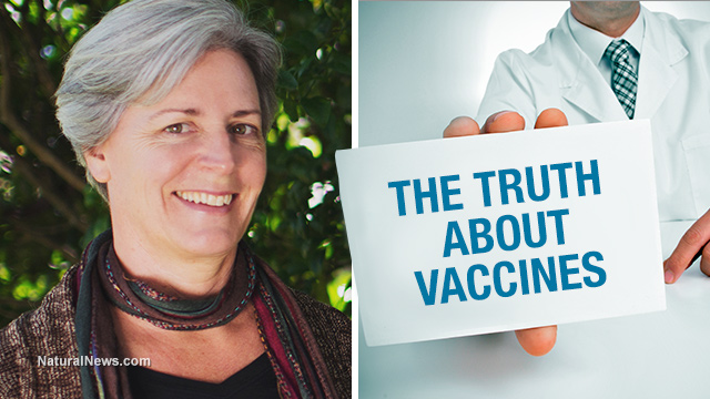 Image: Dr. Suzanne Humphries reveals the stunning fraud of the CDC and vaccine propagandists
