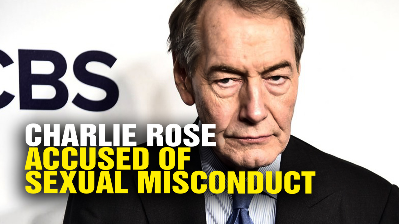 Image: This is the Left: Serial sex abuser Charlie Rose may star in new show that highlights men who abused women