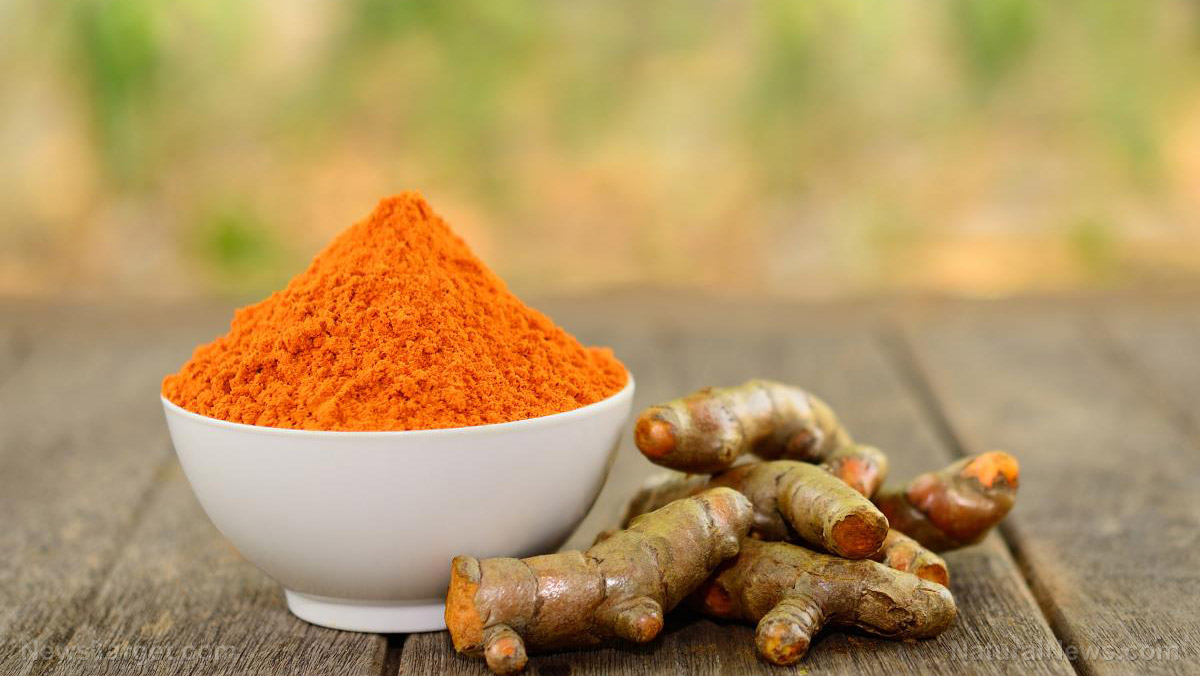 Image: The science behind curcumin's healing properties
