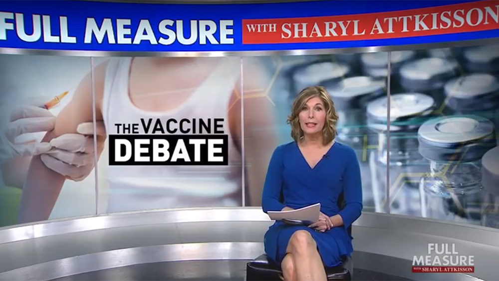 "Image: Another vaccine cover-up revealed: Sharyl Attkisson drops bombshell on ""Full Measure"" broadcast – see banned video here"