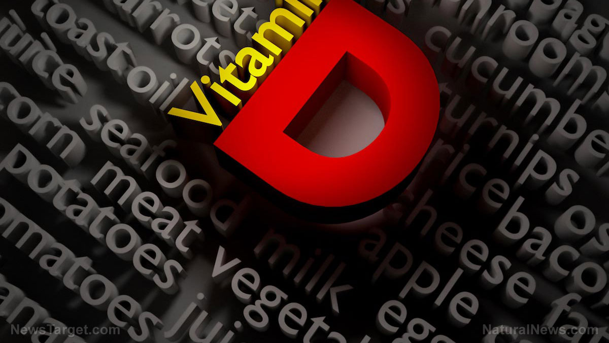 Image: Vitamin D can STOP the development of liver problems, researchers find