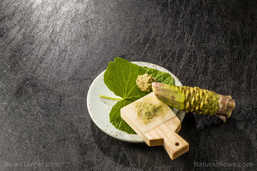 Image: Sushi lovers, rejoice: Wasabi can help prevent cancer