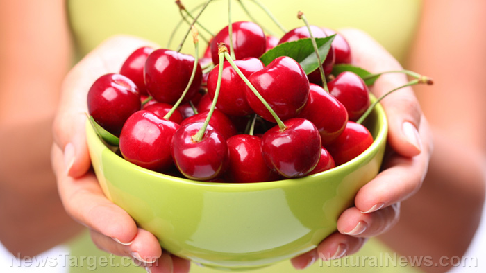 Image: Cherries are nutrient-dense, low-calorie fruits that provide important nutrients necessary for your best health
