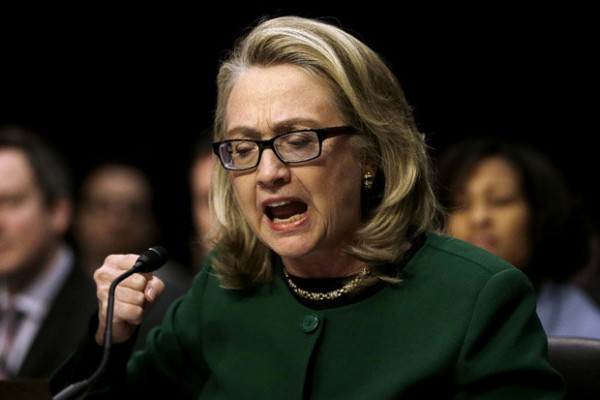 Image: BOMBSHELL: Hillary Clinton ran weapons into Libya for the Obama administration, while Michael Flynn was targeted because he knew the details
