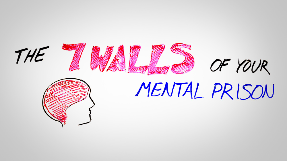 "Image: The 7 Walls of Your Mental Prison: Mike Adams ""Counterthink"" video teaches you the art of mental freedom"