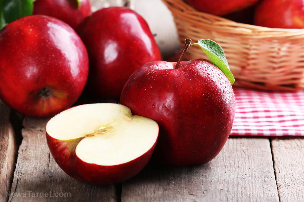 Image: Dried apples regulate blood sugar levels