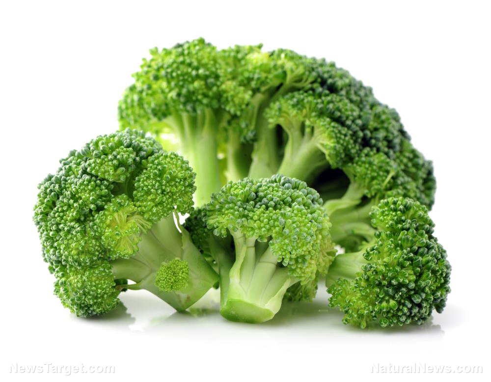 Image: New study confirms broccoli to be extremely effective at battling liver cancer
