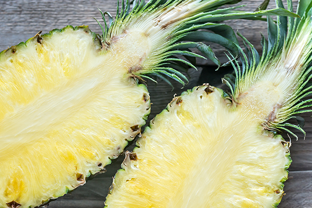 Image: Pineapples offer you enormous health benefits and can even help the body fight off chronic disease