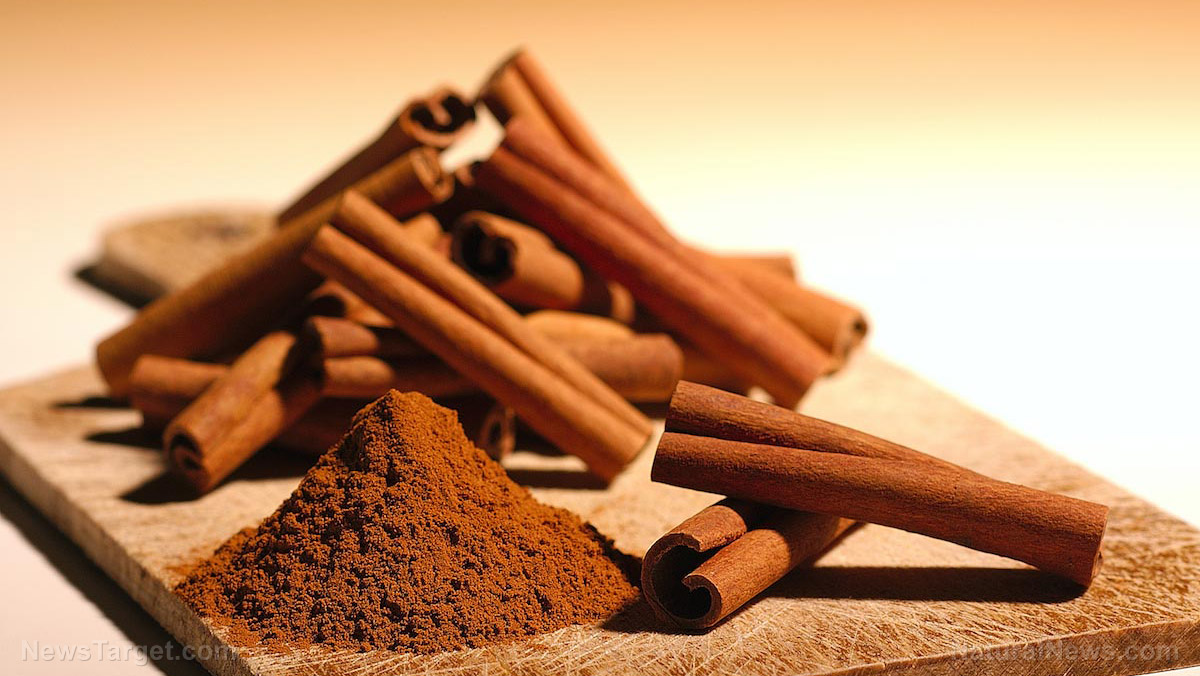 Image: Food science: Cinnamon can be used to treat various illnesses