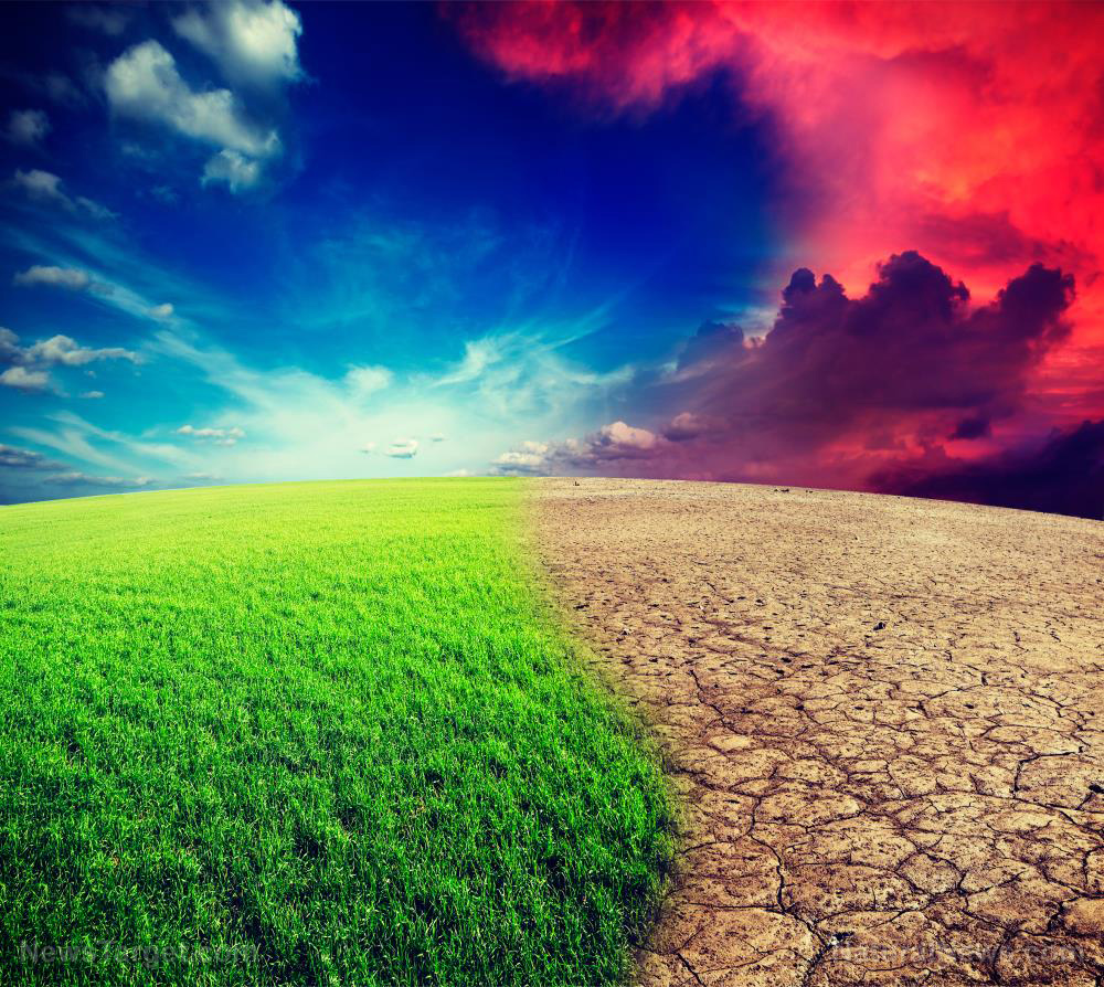 Australian official: Climate change is a U.N.-led conspiracy to establish a