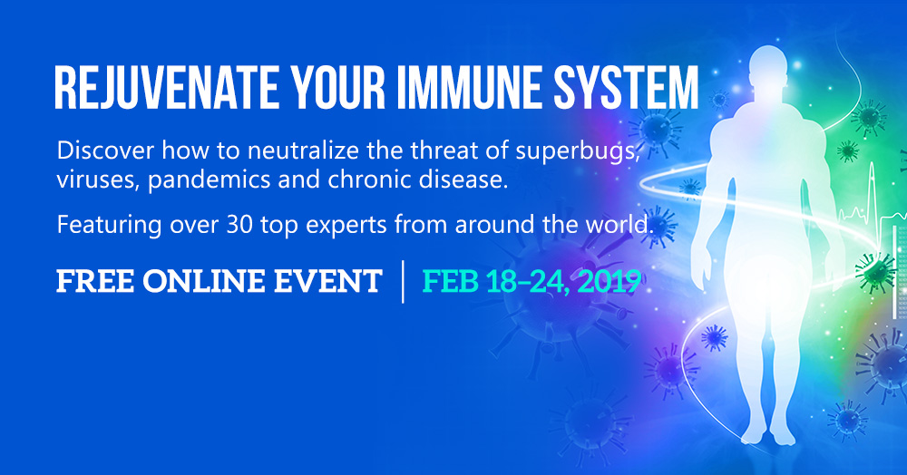 Image: Learn how to protect yourself from deadly superbugs by rejuvenating your immune system