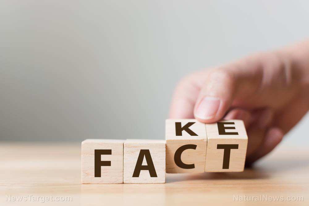 "Image: SNOPES throws in the towel with Facebook ""fact checking"" after being caught fabricating LIES and covering for fake news media"