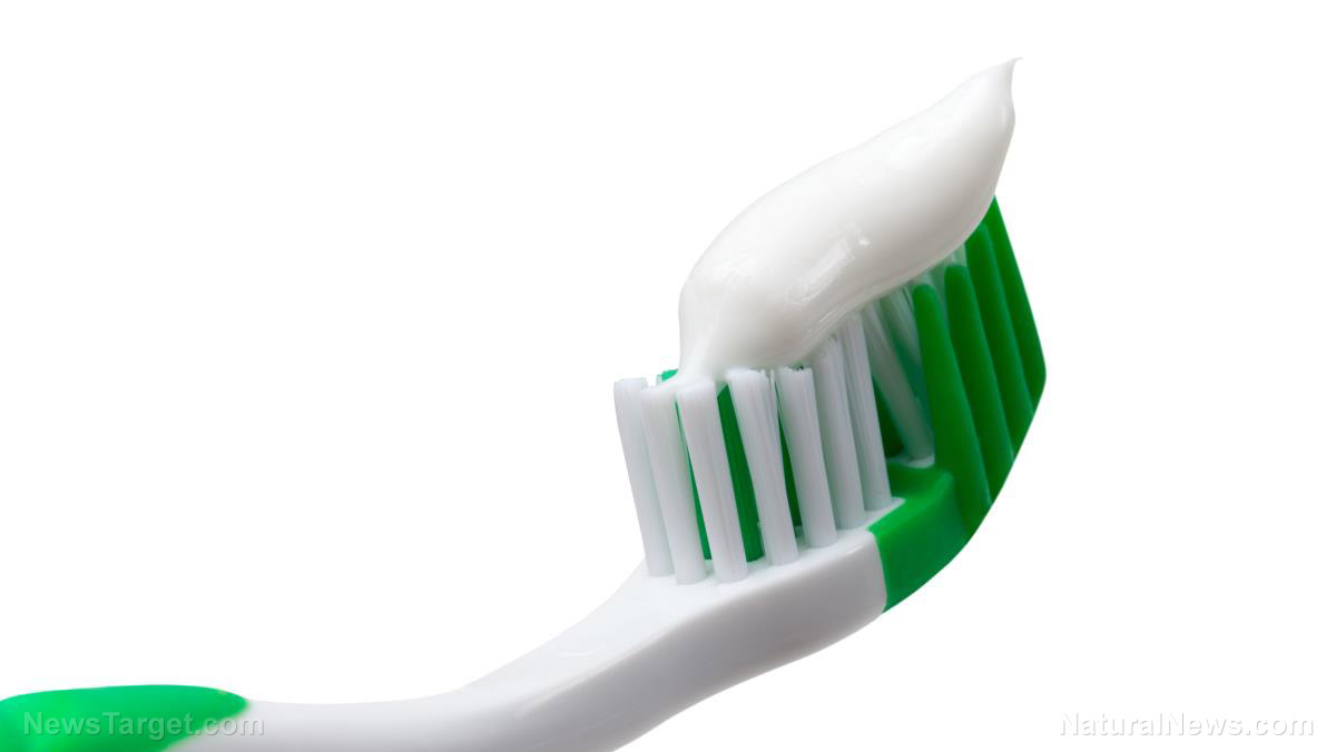 Image: Natural toothpaste reduces risk of cavities: Herbal toothpaste found to raise mouth pH, reduce sugar in saliva