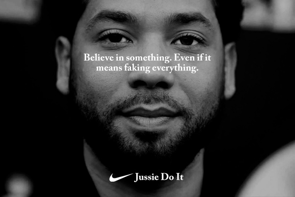 Image: Jussie Smollett hate crime hoax: He did not act alone… event was staged at the highest levels of the deep state, say sources
