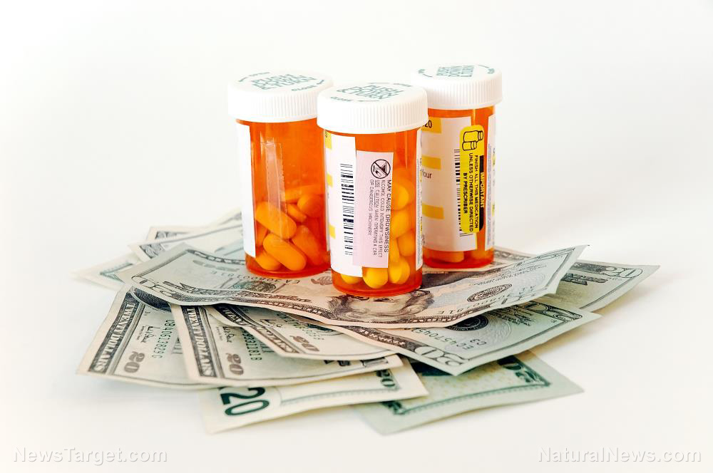 Image: Generic drug companies conspired to fix drug prices and rake in billions by cheating customers, lawsuit says
