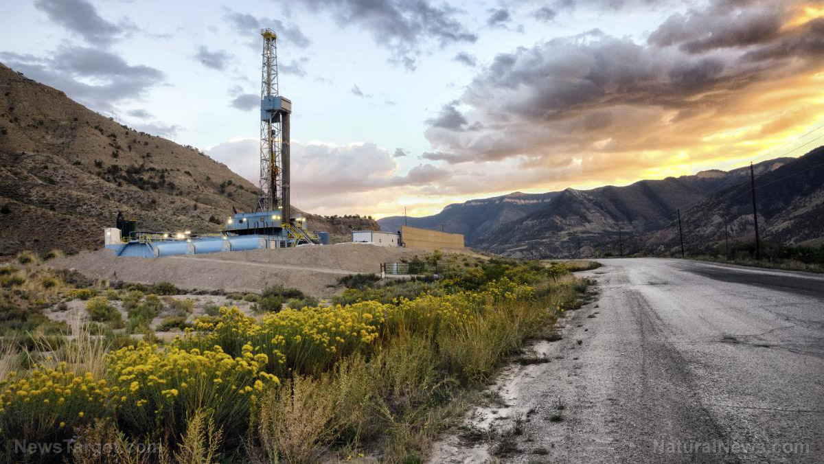 Image: Fracking found to worsen air pollution, increasing respiratory disease