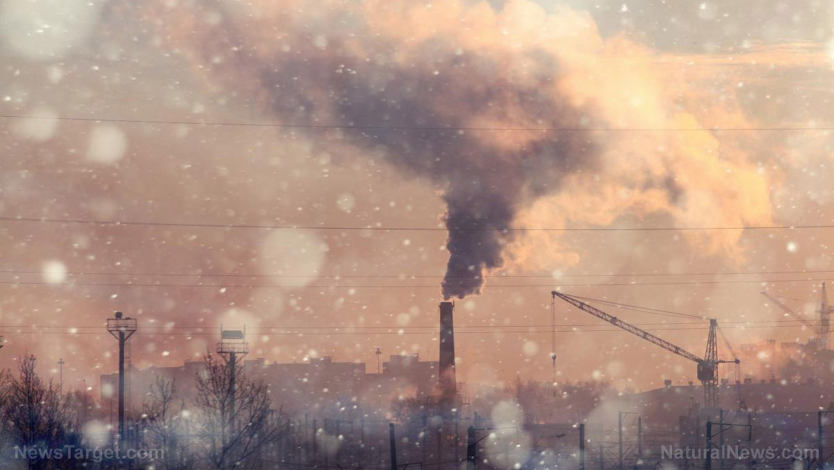 Image: Acute health effects of air pollution in China: Study finds link between carbon monoxide and death from cardiovascular disease