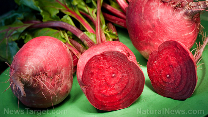 Image: One of nature's best multivitamins, beets are full of nutrients